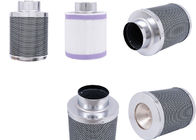 odour climate ventilation air purification activated carbon filter with pure virgin carbon pellet 100% high IAV1050mg/g
